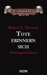 Tote erinnern Robert-E-Howard